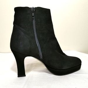 Browns high heel ankle boots